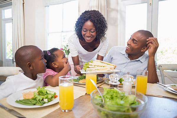 family-health-dinner-insurance